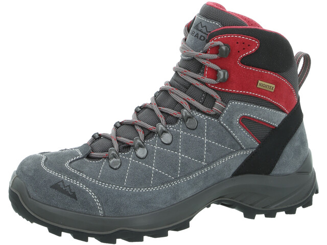 High Colorado Gaebris Scarpe da trekking Donna, grey-red